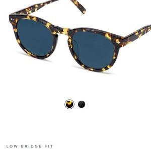 Warby Parker Hayes Sunglasses in Mesquite Tortoise